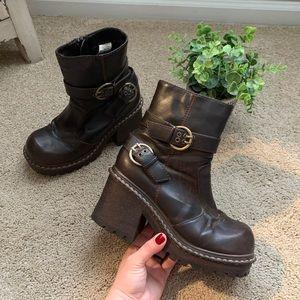 Chunky Platform Boot